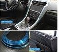 5M/lot Universal DIY Moulding Trims Strips Car Styling Sticker Accessories for Mitsubishi asx lancer 10 9 outlander 2016 2013
