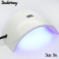 UV LED Professionnel SUN9C SUN9S 24 W Nail Gel Lamp Seche Polonais Machine Pour Le