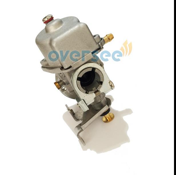 CARBURETOR UNIVERSAL FITS YAMAHA HIDEA PARSUN HYFONG PIONEER etc. 2 STOKE 2HP OUTBORAD MOTOR 6HP CARB MARINE ENGING PARTS electric start kit for yamaha e40 parsun hidea powertec pioneer t40
