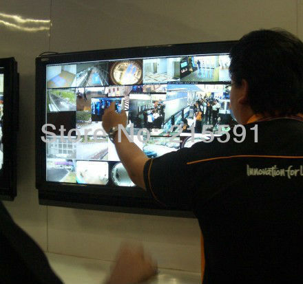 Free shipping 32 Inch multi touch Frame Panel- 2 touch points - Good quality