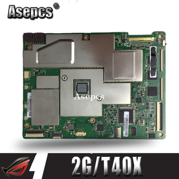 P1802 Laptop motherboard For Asus P1802 P180 mainboard with 2G/T40X (ELP1600/SAN32G/) 90PT00S1-R02100