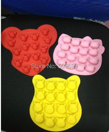 Acier Inoxydable 4x Puzzle Cookie Cutter gâteau Biscuit Pâtisserie cuisson moule outil FM