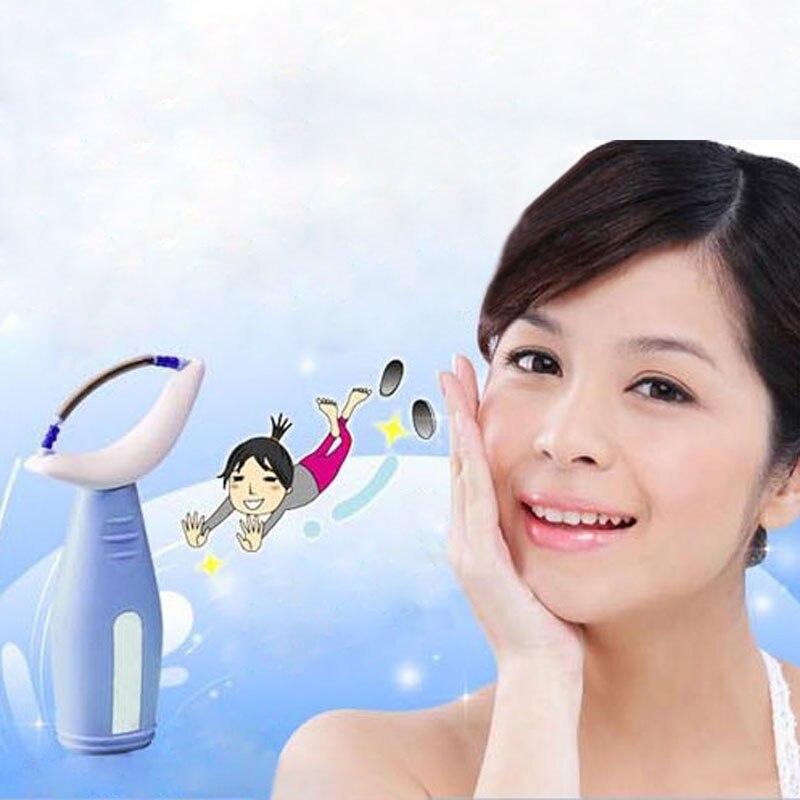 2/4Pcs Face Hair Remover Women Handheld Hair Removal Epilator Shaving Hair Plastic Spring Hair Remover Threading Makeup Tools