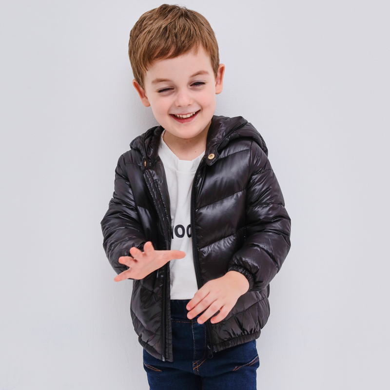 Children Outerwear Warm Coat 2017 Girl Jacket Spring Autumn Winter Hooded kids 90% White down Jackets for Boys Age 1-6 Year free shipping 2016 kid girl fashion solid color wind coat outerwear child girl cappa dress jacket spring autumn winter girl coat