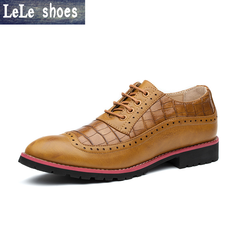 aliexpress buy 2016 new brand designer oxford shoes
