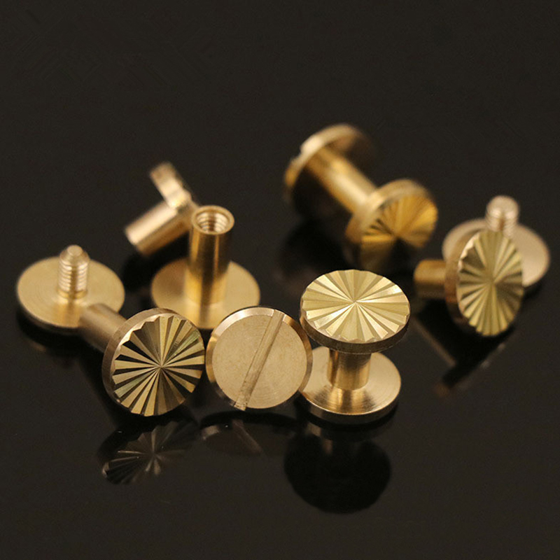 2 Piece Western Concho Horse Shoe Studs For Screws Screw Rivets Horse 26 MM