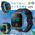 E07s Smart Wristband IP67 Waterproof Sports Bracelet Bluetooth Call/SMS Reminder Fitness tracker for Android and IOS PK D21 TW64
