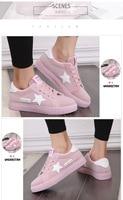 2018 модные женские туфли женская повседневная обувь удобные амортизирующие кроссовки обувь на платформе для всех сезон лидер продаж размеры 35-43