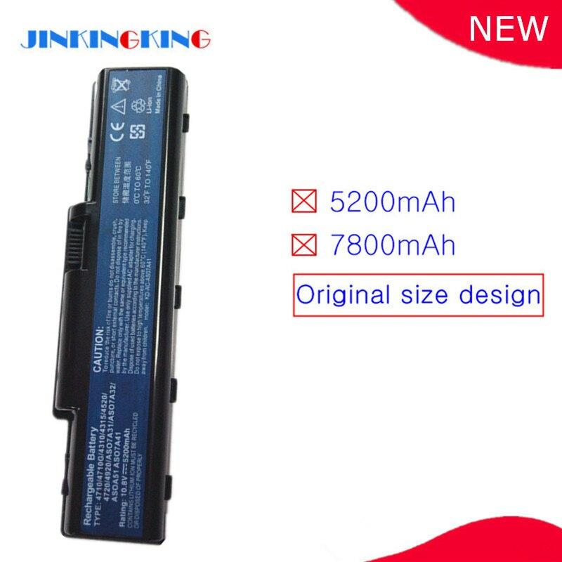 Laptop Battery FOR Acer Aspire 5732Z 5732ZG 5734Z 5735 5735Z 5737Z 5738 5738G 5738Z 5740 5740D 5740G 5740DG 7715Z