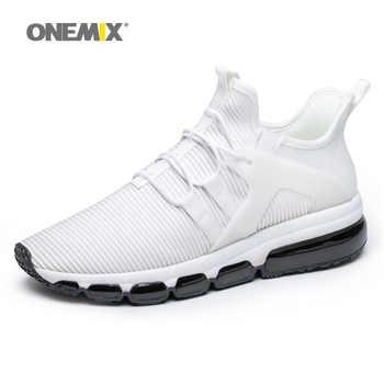 air running shoes for men white sneakers jogging trekking shoe mesh vamp Sneaker light walking sneakers big size 36-47 - DISCOUNT ITEM  44% OFF Sports & Entertainment