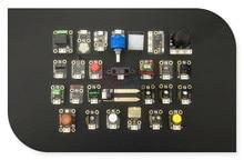DFRobot 100% Genuine Upgraded version High Quality Gravity Series 27 Pcs Sensor Set for Arduino