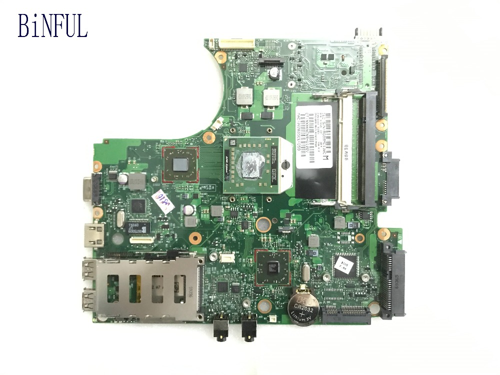 BiNFUL 100 WOKRING 574505 001 FREE SHIPPING LAPTOP MOTHEBOARD FOR HP 4515S NOTEBOOK free cpu