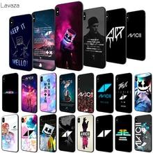 Lavaza Avicii Soft Case for Apple iPhone 6 6S 7 8 Plus 5 5S SE X XS MAX XR TPU Cover