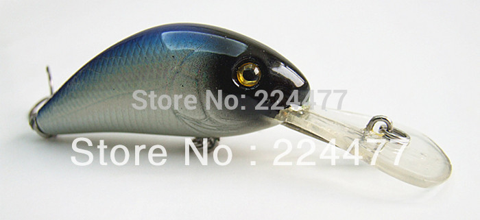 7g/5cm Sinking Type Fishing lure Crank Bait With China hook