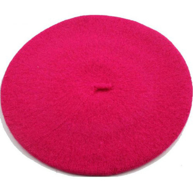 Women Beret Winter Warm...