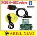 Зеленый печатной платы 3.0 2015 R3 Последним CDP PRO Bluetooth TCS CDP PRO Может Проверить CAR + TRUCK TCS CDP Pro плюс