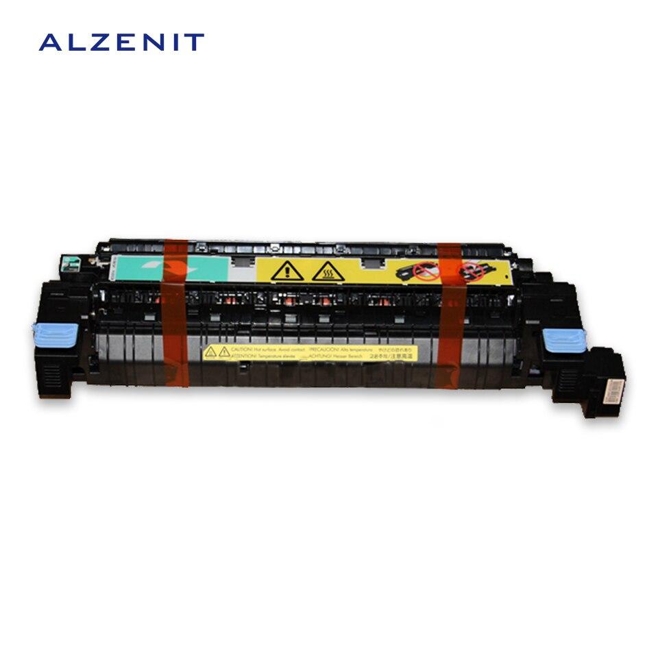For HP CP5525 5525 M750 750 HP5525 HP750 Original Used Fuser Unit Assembly LaserJet  220V Printer Parts On Sale second hand for hp laserjet m1120 m1120 fuser assembly fixing unit 220v printer parts on sale