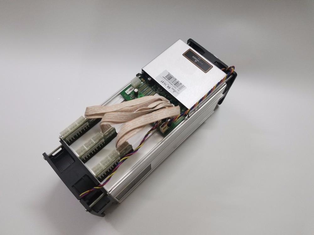 YUNHUI Used AntMiner S9 13.5T Bitcoin Miner Asic Miner 16nm Btc BCH Miner Bitcoin Mining Machine 6
