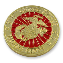 3D Logo Gold Plated Soft Enamel Souvenir Coin for Promotion Gift souvenir coin with plating brass for promotion