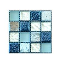 Новинка, 20 шт., самоклеющиеся плитки, пол, настенные наклейки, DIY, кухня, ванная комната, Декор, C503