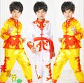 Chinese Traditional Kung Fu Uniform Suit Shaolin Kungfu Clothes For Boy