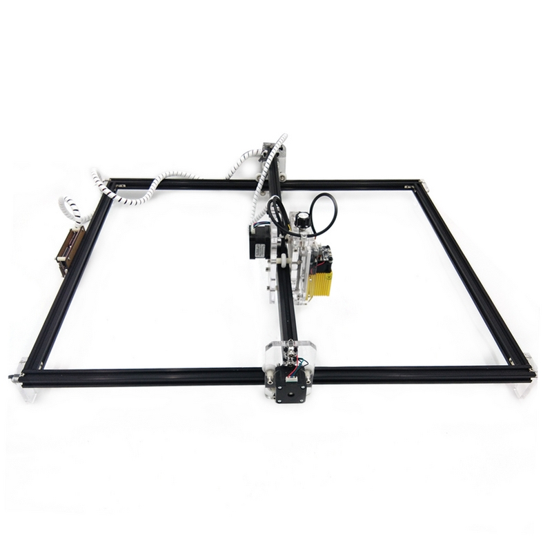 CNC Router Laser Cutting Machine Home DIY 15W 65*50cm Big Area Wood Router Laser Engraving Machine Laser Carving Machine