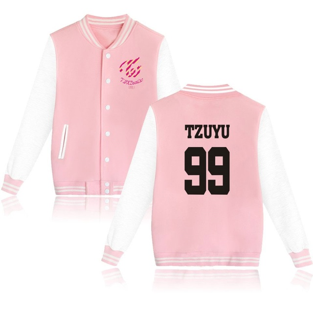TWICE BASEBALL JACKET (16 VARIAN)
