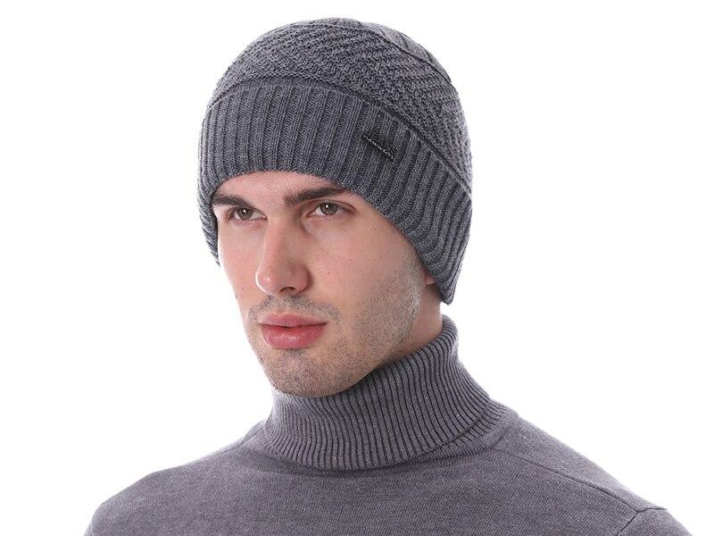 قبعات مع وشاح للرجال 4