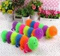 Цвет восхождение лианы caterpillar световой мяч вентиляционные детские игрушки