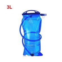 Outdoor Water Bottle Bag 1L/1.5L/ 2L/3L Hydratation Camelback Tactical Backpack Water Bag