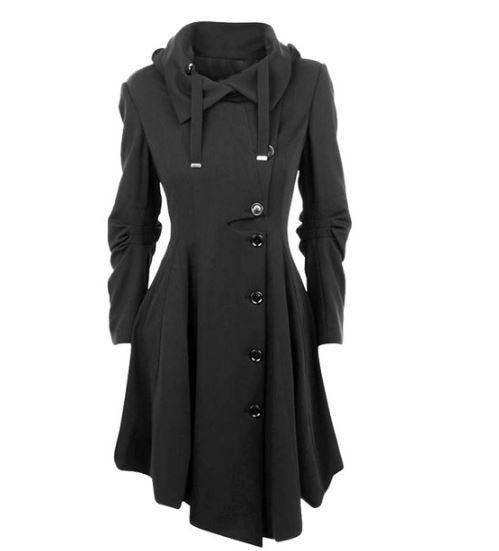 Popular Long Wool Swing Coat-Buy Cheap Long Wool Swing ...