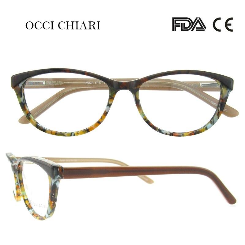 Heißer Verkäufer OCCI CHIARI Marke Designer brillen Strahlung schutz ...