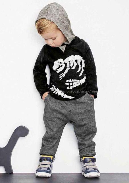 Малыш мальчик спортивный костюм устанавливает 2 шт. Babys спортивная одежда Clother комплект марка оригинальный костюм товаров для детей tz868