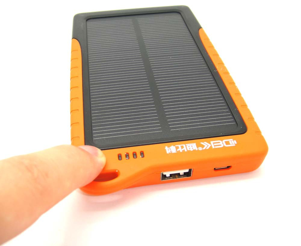 batterie solaire power bank