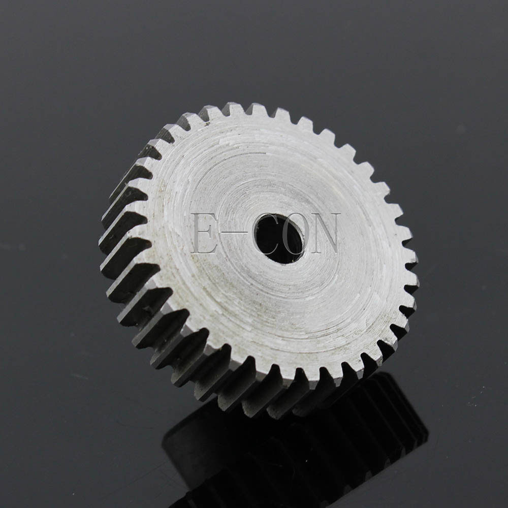 1pcs 1M35T 6.35mm/12.7mm/6mm/7mm/8mm/10mm/12mm/14mm/15mm/16mm/17mm Bore Hole 35 Teeth 1 Module Motor Metal Gear Wheel Top Screw