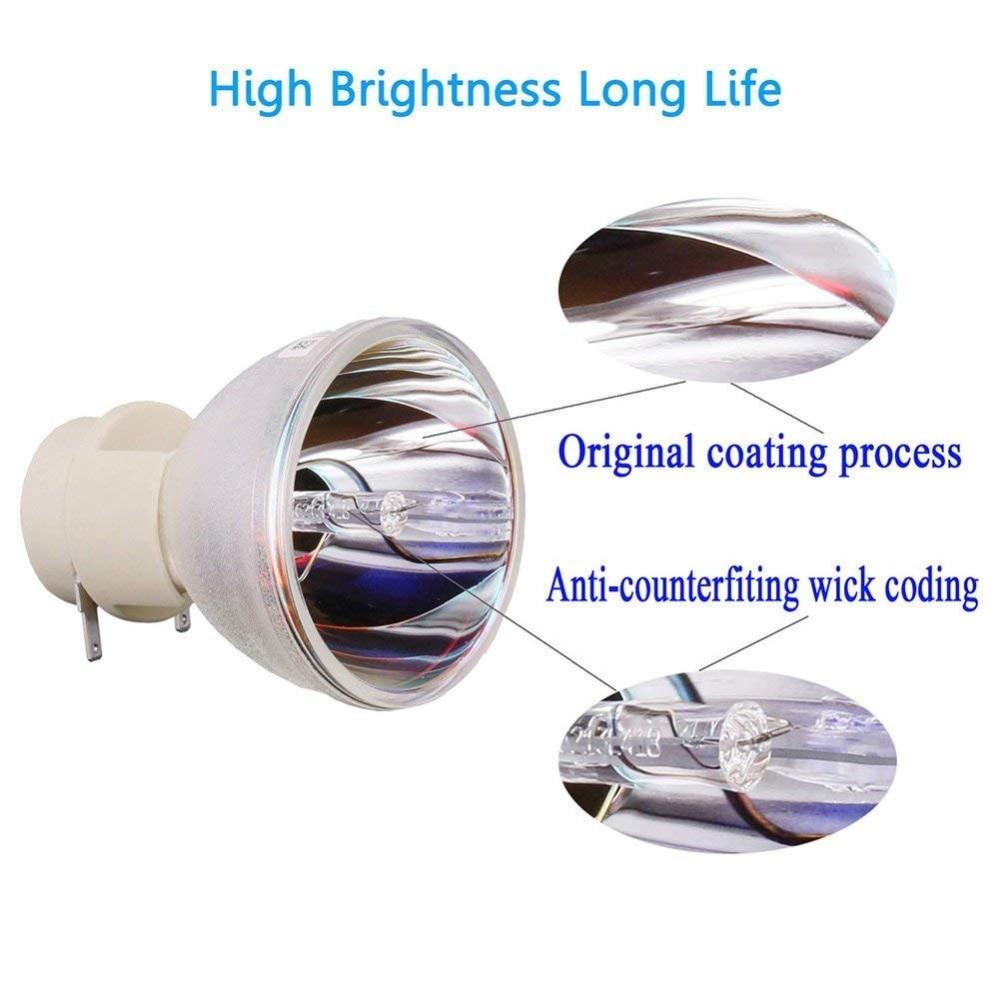 Image 3 - compatible W1070 W1070+ W1080 W1080ST HT1085ST HT1075 W1300 projector lamp bulb P VIP 240/0.8 E20.9n for BenQ 5J.J7L05.001p-vip 240/0.8 e20.9nprojector lampprojector bulbs lamp -