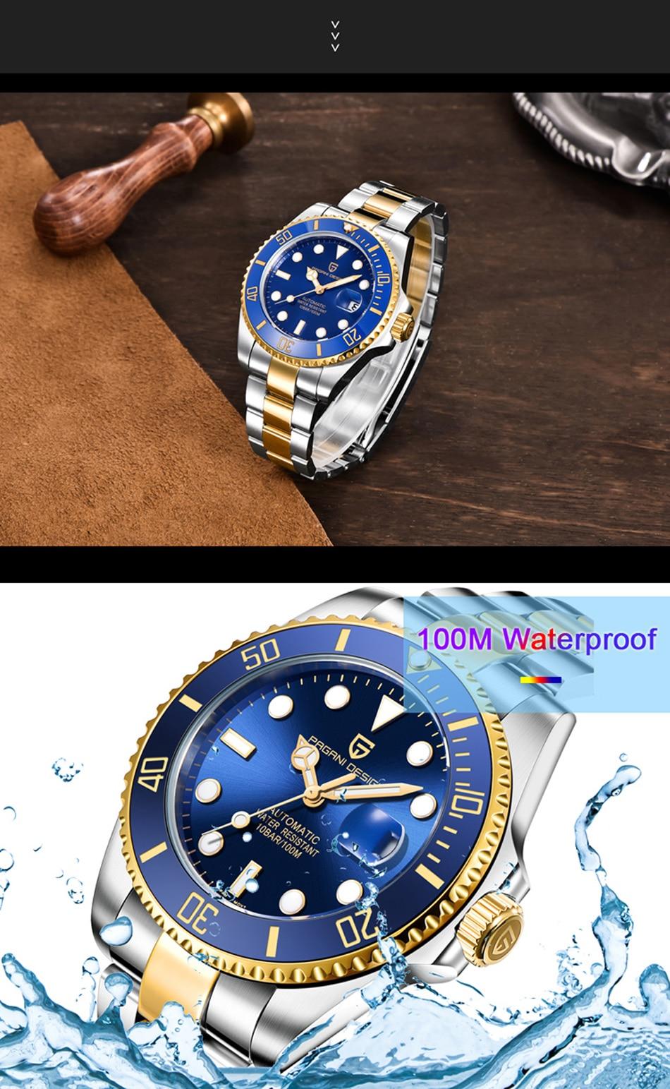 relógio submersível relogio masculino