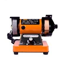 Mini Bench Grinder Household Diy Polishing Machine Micro Desktop Polishing Lathe Electric Grinder 99319