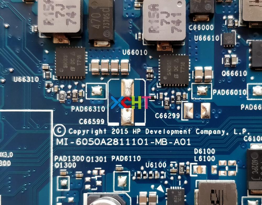 Image 5 - Для hp 340 346 348 G4 913106 001 913106 601 UMA i5 7200U материнская плата с процессором для ноутбука Материнская плата Рабочая-in Материнская плата для ноутбука from Компьютер и офис