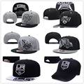 2017 Hockey Los Angeles Kings Baseball Caps Men Team Kings Snapback Women LA Hats Embroidery Hip-Hop Adjustable Sports Snap Back