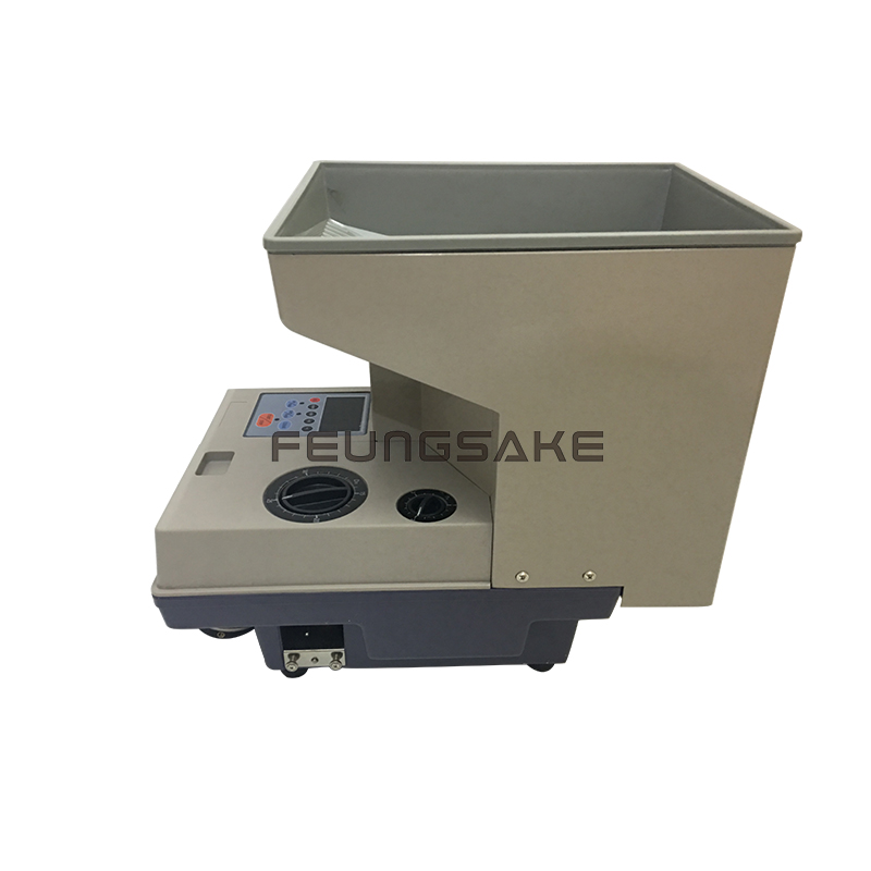 Electronic coin sorter SE-400 coin counting machine for all of countries customize,Sorting with LED,France Swiss coin Sorter
