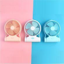 цены 2200mAh USB Portable Hands-free Neck Hanging Fan Rechargeable Air Cooler Sport 3 gears Desktop Electric Fan