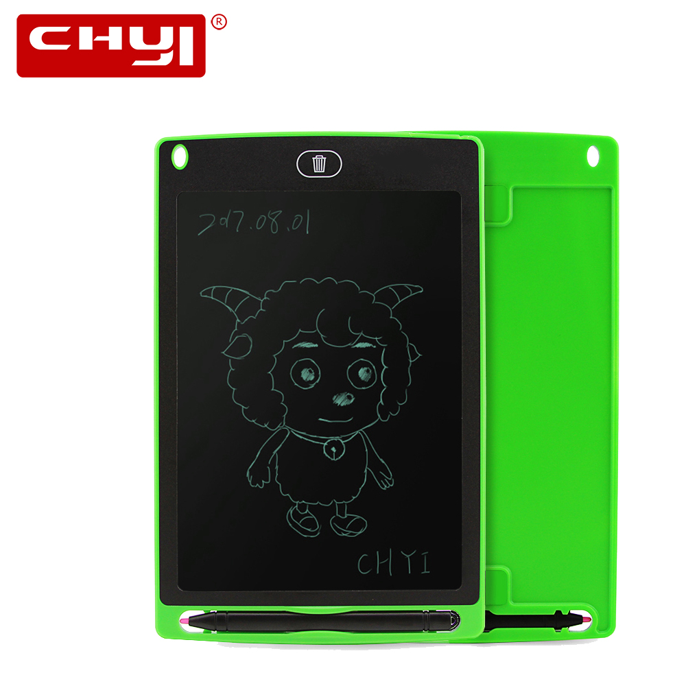 8.5 inch LCD Writing Digital Tablet Portable Electronics Handwriting Pads Message Graphics Tablet Art Drawing Board + Stylus Pen