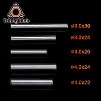 Trianglelab-eje extrusor BMG, 3x2 0mm/3x2 4mm/3x3 0mm/4x22/4x24mm, Mini kit de extrusora Bowden para drivegar, extrusora de engranaje de Doble accionamiento