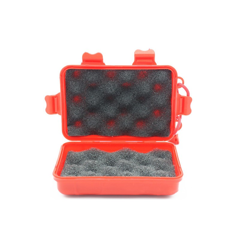 Tool Box Survival Airtight Case Holder For Storage Tools Matches EDC Travel Sealed Container Outdoor Shockproof Waterproof Boxes