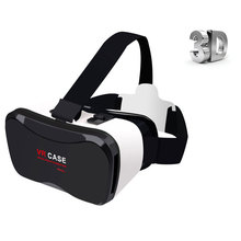 2016 HOT!!! VRกรณี5พลัสความจริงเสมือนมาร์ทโฟนแว่นตา3Dของg oogleกระดาษแข็งvrกล่องoculos +ไร้สายบลูทูธเกมgamepad