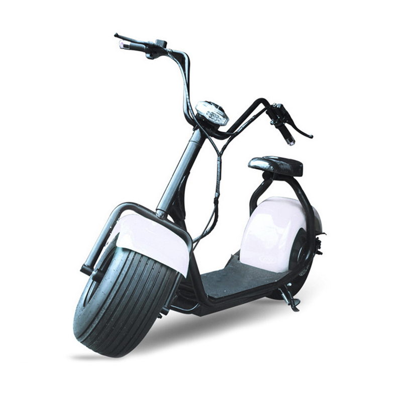 2017 1000W high speed lithium battery font b mobility b font citycoco electric scooter with bluetooth