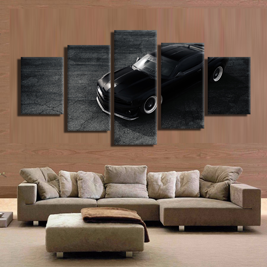 Compare prices on camaro art online shopping buy low for Home decoration pieces