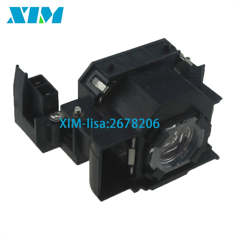 V13H010L36 ELPLP36 for Epson EMP-S4 EMP-S42 PowerLite S4 projector lamp with housing .