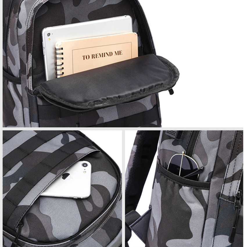PUBG Bag Playerunknown 39 s Battlegrounds Cosplay Level 3 Backpack Outdoor Travel Multifunctional Large Capacity Knapsack in Costume Props from Novelty amp Special Use